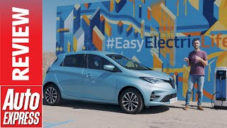 New 2020 Renault ZOE review - can it take the affordable electric car crown?