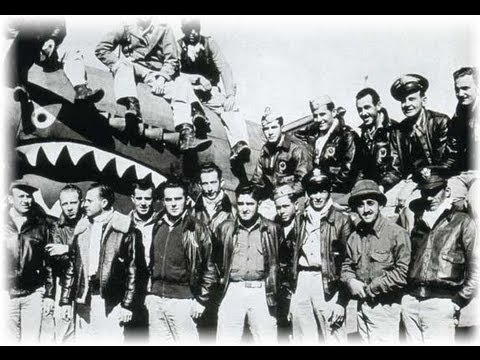 Wings Over China The Story of  the Flying Tigers in China  -  China's Forgotten War