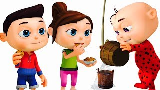 Jack and Jill Went Up The Hill | Five Little Babies Collection | Videogyan 3D Rhymes