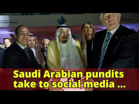 Saudi Arabian pundits take to social media praising Israel