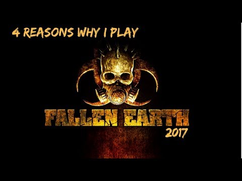 Fallen Earth: 4 reasons why I play it (2017)