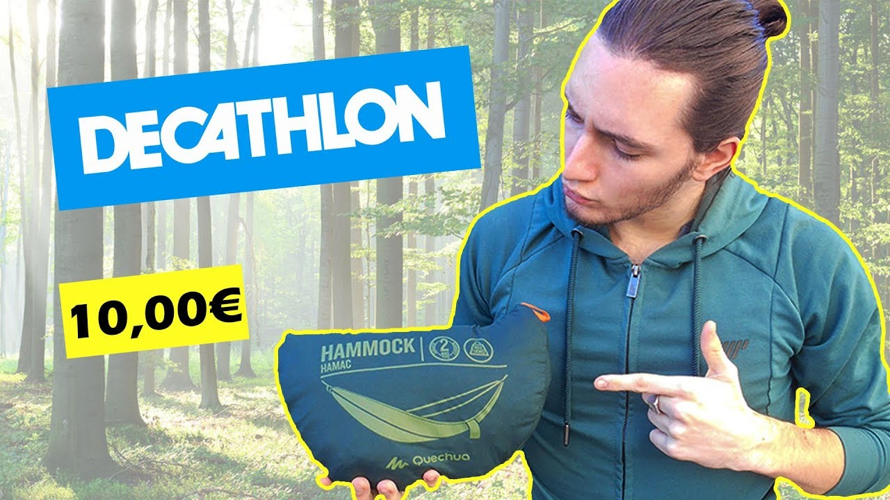 Hamac Decathlon Review Youtube