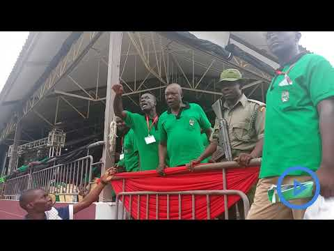 KNUT conference marred by chaos as some officials demanded for Sossion's resignation