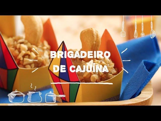 Brigadeiro de Cajuína - Sabor com Carinho (Tijuca Alimentos)