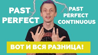 Употребление PAST PERFECT и PAST PERFECT CONTINUOUS  Английский Язык  Space Deer