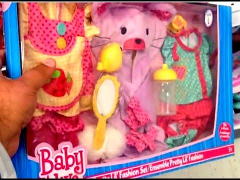 Baby Alive Pretty Lil Fashion Set Ensemble Pretty Lil