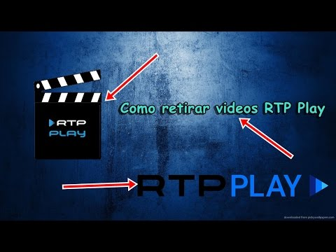 Como fazer download de videos do site da RTP PLAY