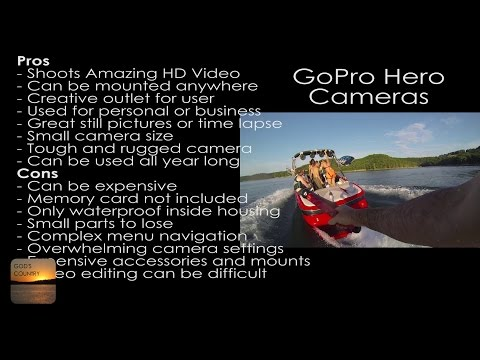 10 reasons not to buy a GoPro.... Plus 8 great reasons you should!