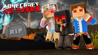 THE EVIL LITTLE CLUB FUNERAL!! - Donut the Dog minecraft roleplay
