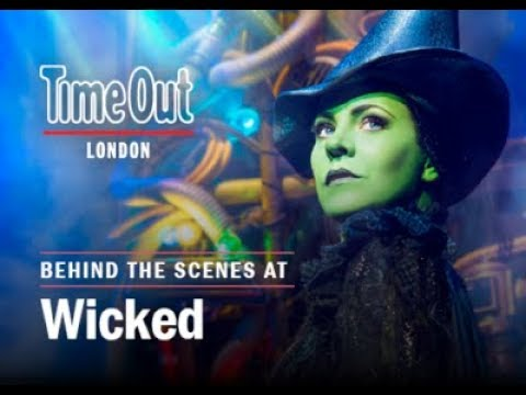 Time Out: Behind the Scenes at 'Wicked' - A 360/VR experience
