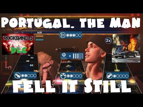 Portugal. The Man - Fell It Still - Rock Band 4 DLC Expert Full Band (December 14th, 2017)
