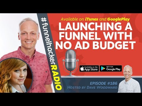 Launching A Online Marketing Funnel With No Ad Budget - FHR #186
