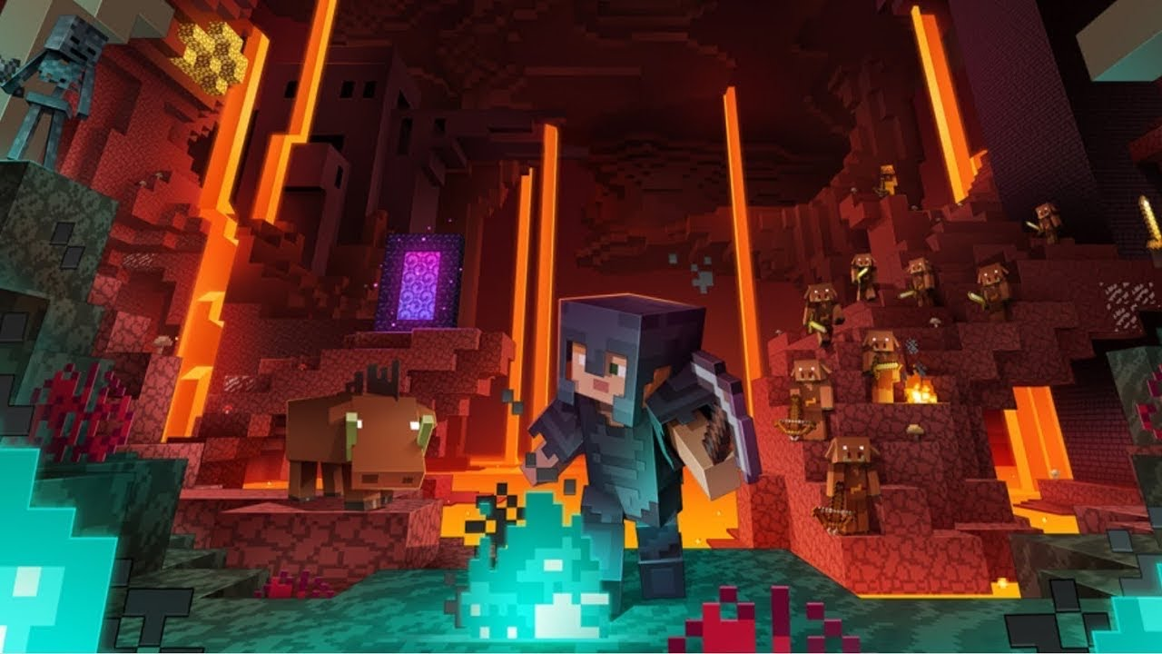 THE NETHER EXPERIENCE