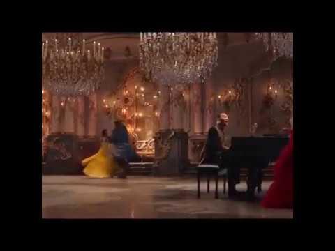 Ariana Grande - Beauty And The Beast ft. John Legend (Ariana's Video Clip) #4