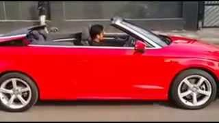 audi a3 2015 convertible roof opening or without roof on rent by travelindiaonline in