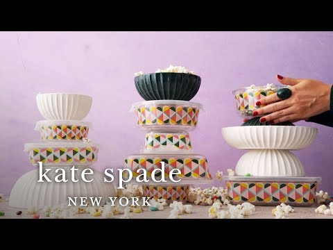 Kitchen Essentials For Your New Home | Make Yourself A Home | Kate Spade New York