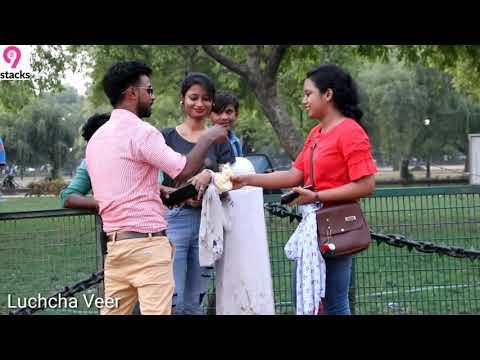 Prank On Cute Girls In India Twist@2 Comment Trolling On Girls  Eid Special    Full HD