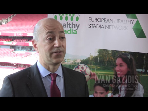 European Healthy Stadia Conference 2017