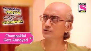 Your Favorite Character | Champaklal Gets Annoyed With Daya | Taarak Mehta Ka Ooltah Chashmah
