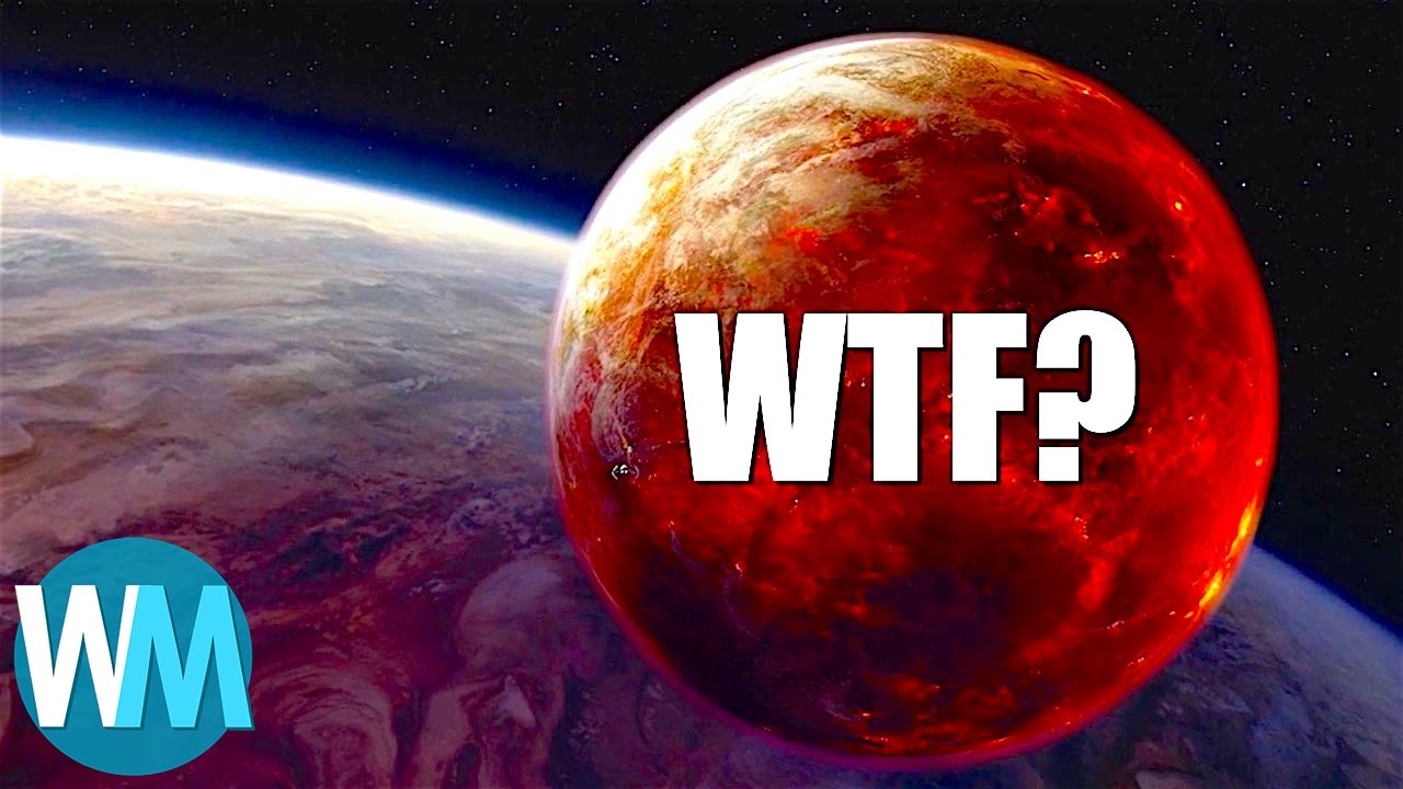 Download Top 10 Weirdest Planets We've Discovered