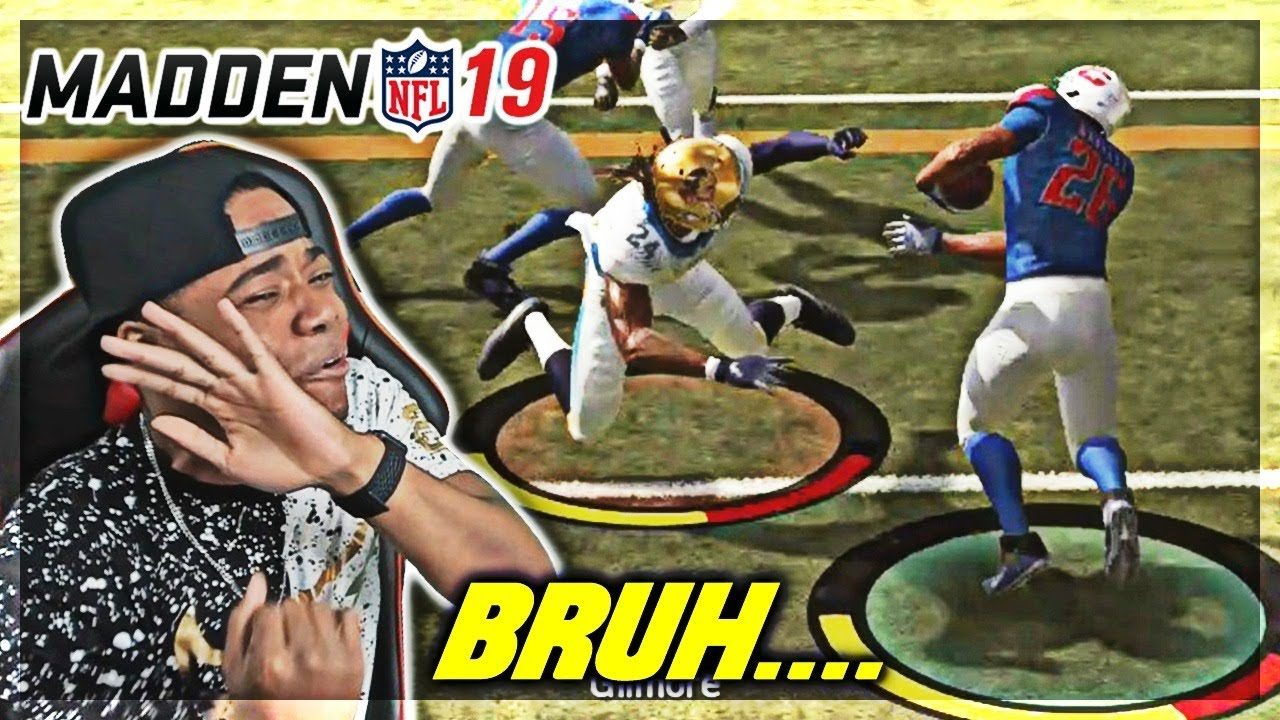 HE TOSSED MY PLAYER WITH 1 HAND!!! + MICHAEL VICK 🔱 GOD SQUAD #9 | Madden 19 Ultimate Team