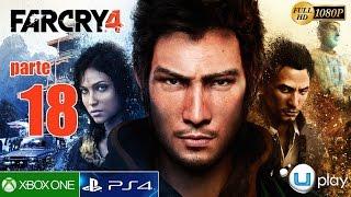 Far Cry 4 Walkthrough Parte 18 PS4 XboxOne PC Gameplay Español Misiones 1080p