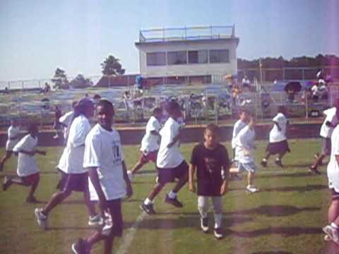 NFL Vonta Leach Houston Texans Football Camp 6/26/09 (1)