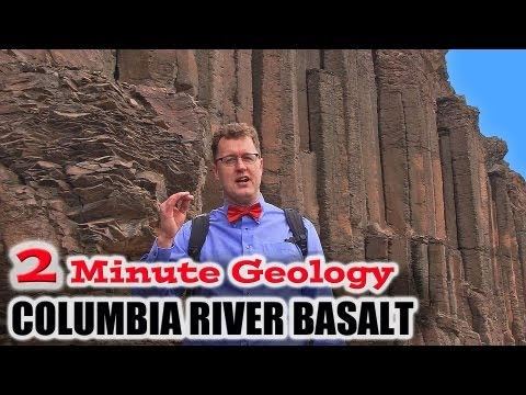 Columbia River Basalt Group - Related to Cascade Volcanoes?