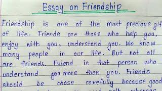 Free short essay about friendship sanjay gupta resume