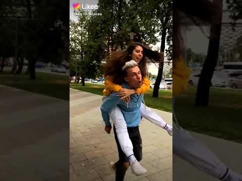Лисичка Элина и Масей 💖
