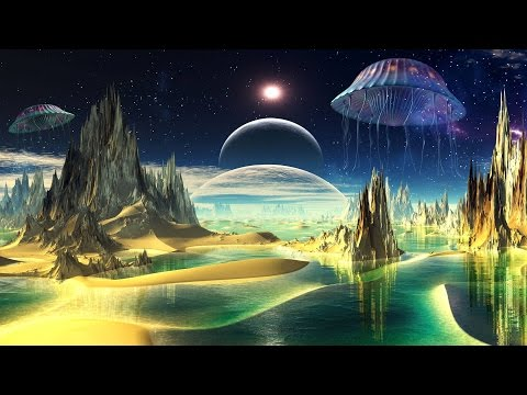 Space Ambient Mix 15 - DeepMind Meditation by Pulse Mandala