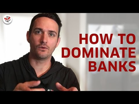 3 Steps on How to Dominate the Banks and Utilize Capital - Cash Flow Hack