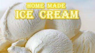 ஐஸ்கிரீம்    ice cream in tamil   Tasty ice cream at home   simple and tasty ice cream