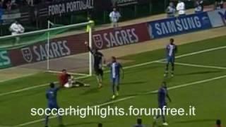 HIGHLIGHTS - Portugal v Cape Verde 0-0 [Friendly]
