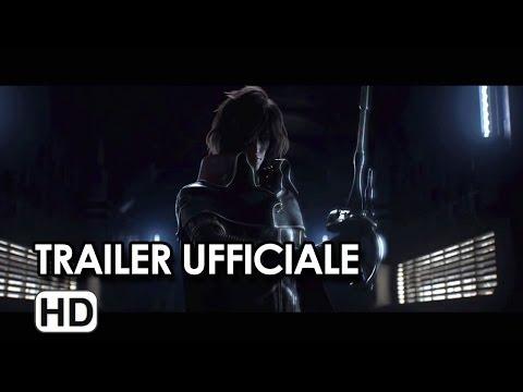 Capitan Harlock 3D Trailer Ufficiale (2014) Movie HD