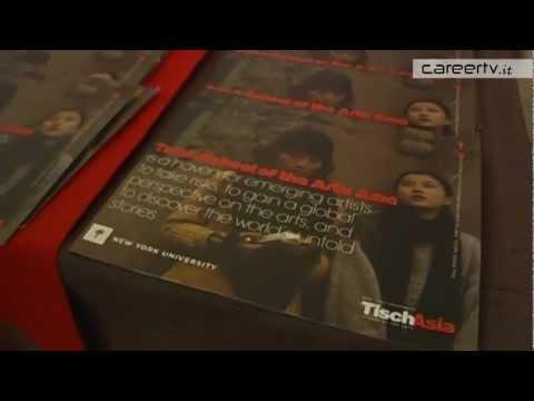 CareerTV.it: NYU Tisch School of the Arts Asia