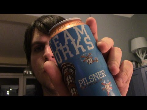 Booze and Talk 31 - Steam Works Pilsner