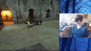 Kotaku Plays Chronos In Oculus Rift VR