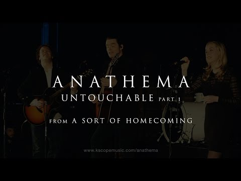 Anathema - Untouchable, Part 1 (Lyrics) - YouTube