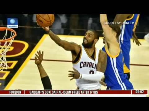 Sports This Morning; NBA Finals Cavs Defeat Warriors In Game 4