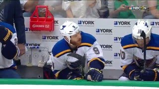St. Louis Blues @ Dallas Stars. Round 2 Game 7
