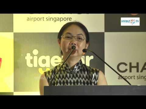 Bridget Goh Area Director of Singapore Tourism Board
