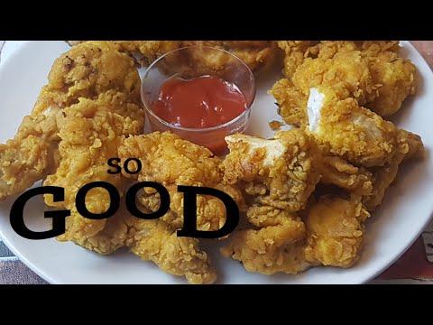 poulet-frit-croustillant