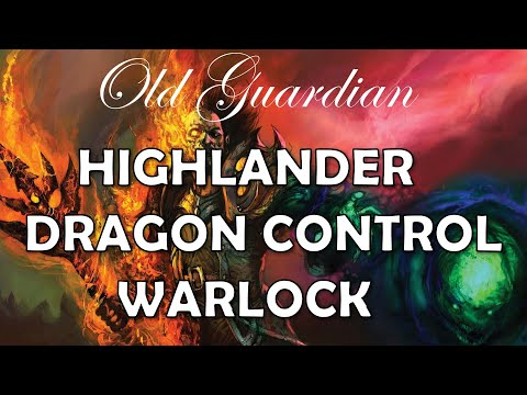 Highlander Dragon Control Warlock (Hearthstone Doom in the Tomb deck guide)