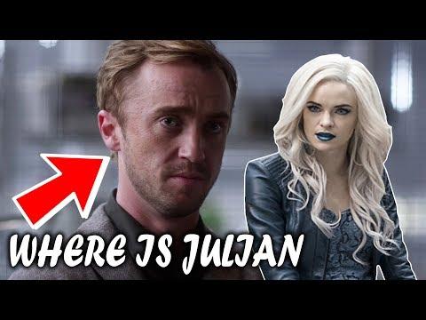 The Flash Season 4 Where Is Julian? Danielle Panabaker Explains Julian's Absence