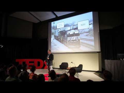 Thirteen Years on an Island | Mark Fairbanks | TEDxUWMilwaukee