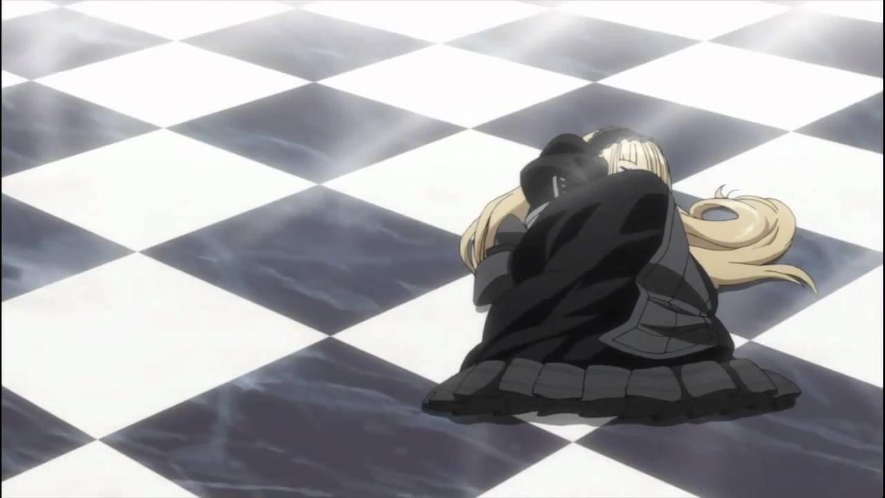 Gosick victorique rolling on the floor youtube