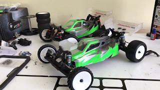 Team Associated B6D Standup to Laydown Conversion | Preparing for AstroTurf | Overkill Rc