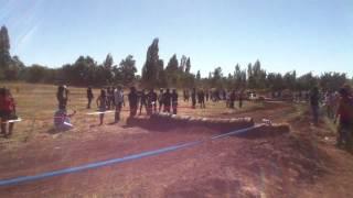 Cancha Motocross Pinto - Chile. (Chillan)