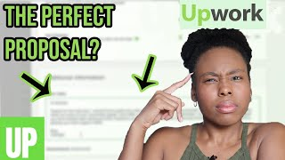 How To Write An Upwork Proposal To Get Your First Upwork Job And Make Money Online 💰
